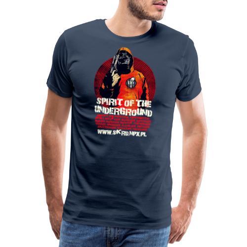 Spirit Of The Underground - Koszulka męska Premium