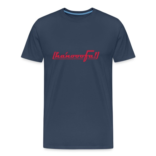 hanooofa rz pos33 - Männer Premium T-Shirt