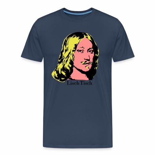 Lischtisch Magnus Gabriel pop - Premium-T-shirt herr