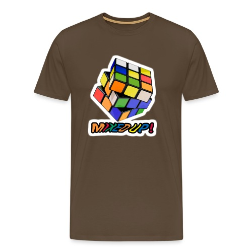 Rubik's Mixed Up! - Men's Premium T-Shirt