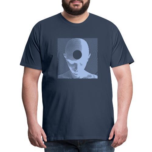 Free-Mind dove - Männer Premium T-Shirt