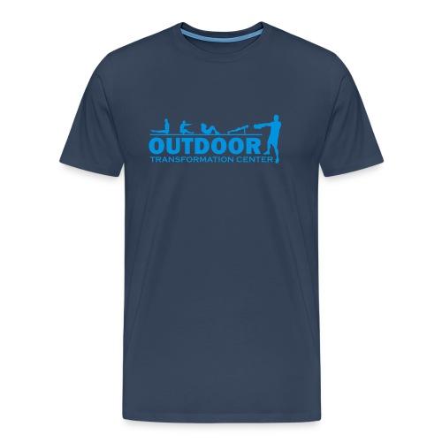 OTC Large Logo - Men's Premium T-Shirt