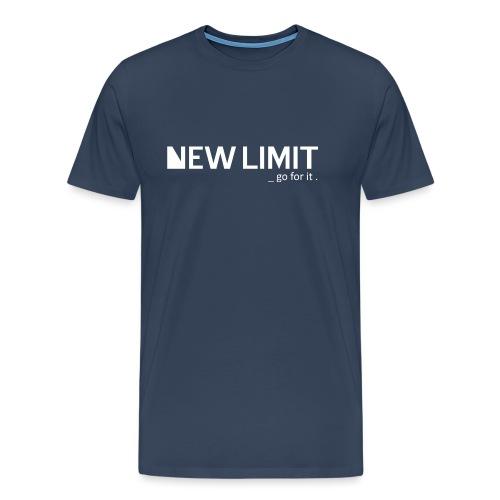 NL Hoodie - Männer Premium T-Shirt