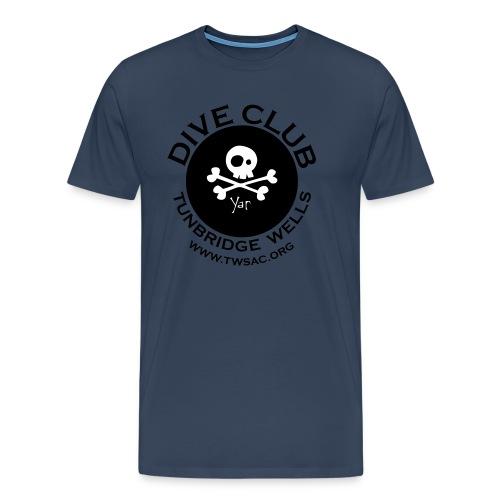 dive club - Men's Premium T-Shirt