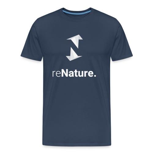 reNature T-Shirt - Mannen Premium T-shirt