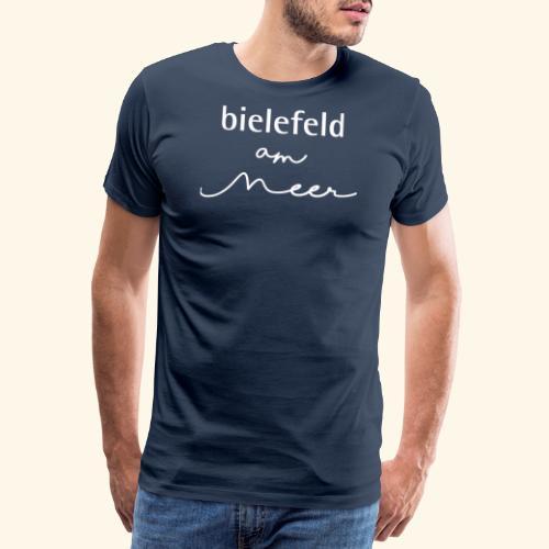 bielefeld am meer - Männer Premium T-Shirt