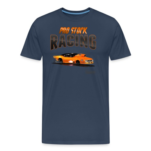 PRO STOCK CAMARO - Männer Premium T-Shirt