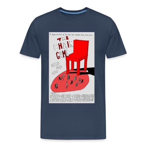 The Chair Game - Men's Premium T-Shirt