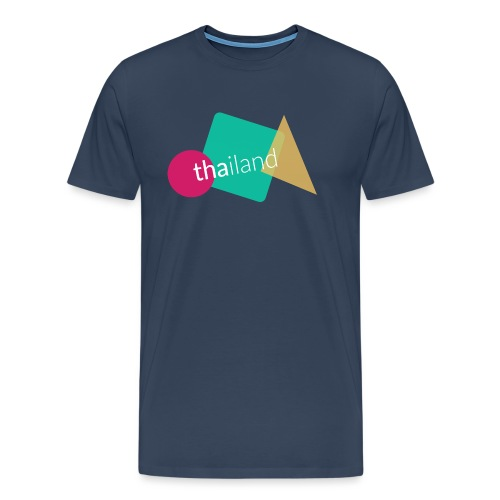 I love Thailand - Asia - Männer Premium T-Shirt