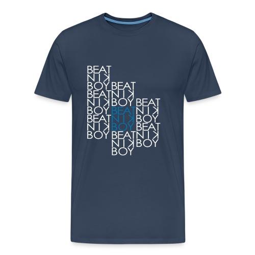 logosdesignweiß png - Männer Premium T-Shirt