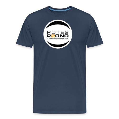 logos04 nb png - T-shirt Premium Homme