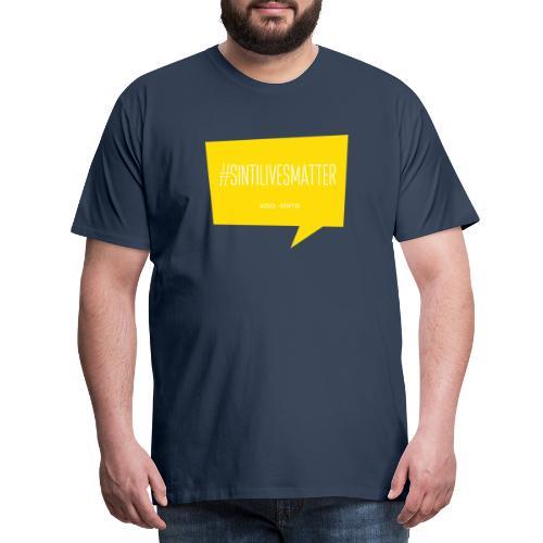 Sinti Lives Matter - Männer Premium T-Shirt
