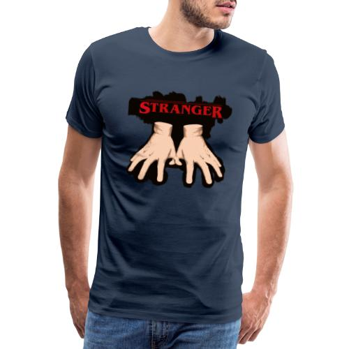 Stranger 'Addams Family' Things - Men's Premium T-Shirt