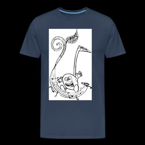 BunteKlänge Freak3 - Männer Premium T-Shirt