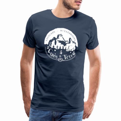 Rocher - T-shirt Premium Homme