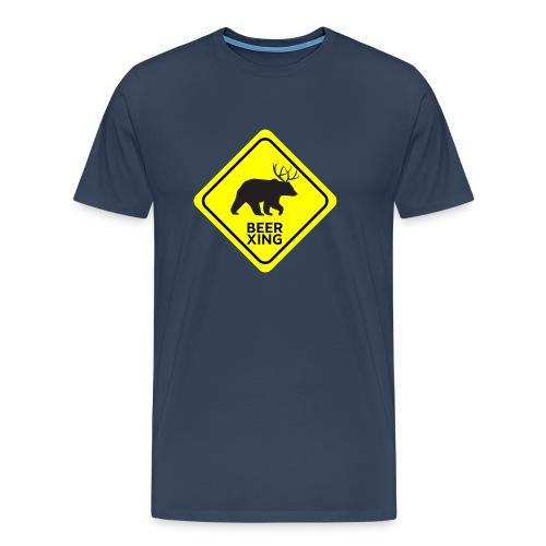 Macs Bear - Maglietta Premium da uomo
