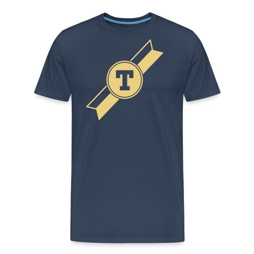 TRUE Polo - Herre premium T-shirt