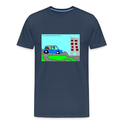 regulate - Men's Premium T-Shirt