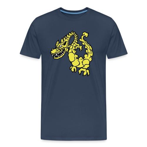 Drache 2 - Männer Premium T-Shirt