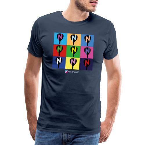 Pop Art NeedPadel - T-shirt Premium Homme