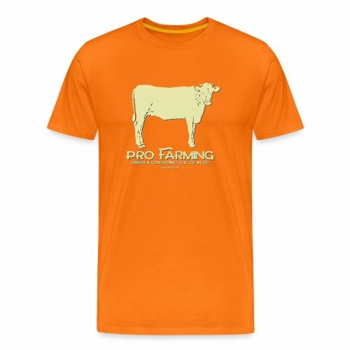 PRO Farming - Maglietta Premium da uomo