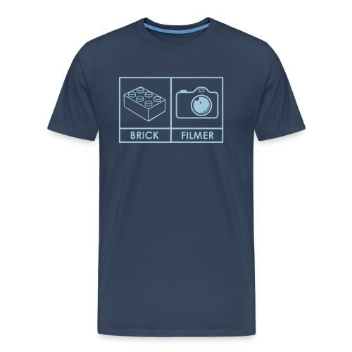 brickf_neu - Männer Premium T-Shirt