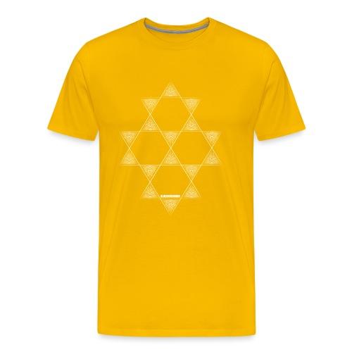 BHS LOGO_pattern-12 - Men's Premium T-Shirt