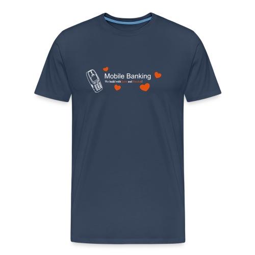 Mobile - Männer Premium T-Shirt