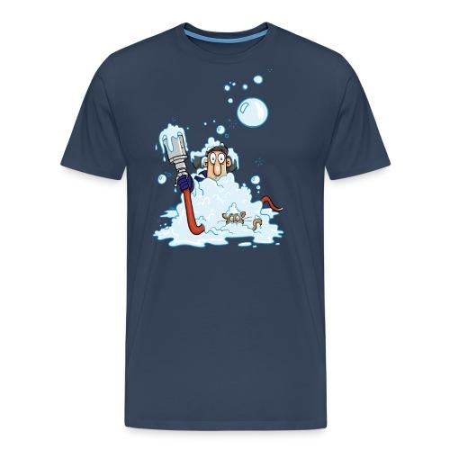 Schaumschläger - Männer Premium T-Shirt