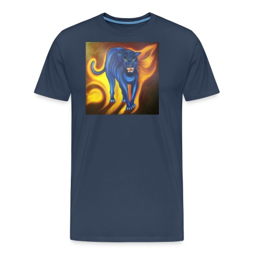 How Panther are you? - Männer Premium T-Shirt