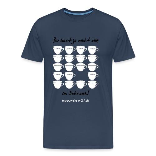 M21 Tassen - Männer Premium T-Shirt