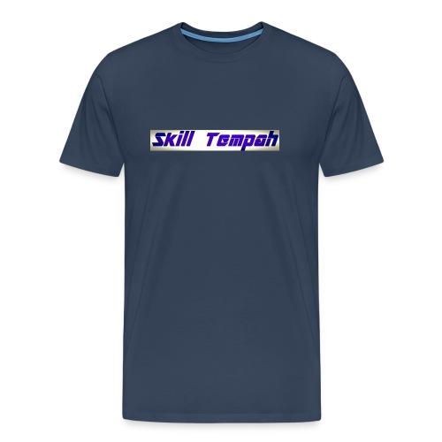 skill tempah hoodie - Men's Premium T-Shirt