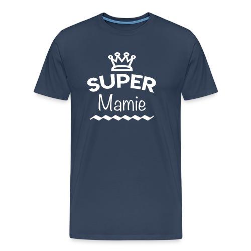 Super mamie - T-shirt Premium Homme