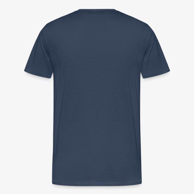 Vorschau: Vorsicht vor dem Reiter - Männer Premium T-Shirt
