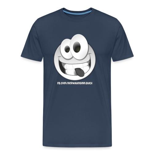 Shirt Smilie png - Männer Premium T-Shirt