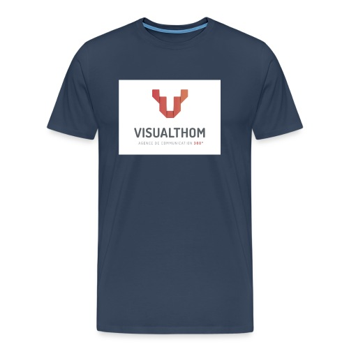 logo-visualthom - T-shirt Premium Homme