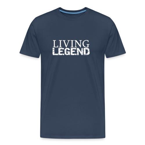 Living legend - Männer Premium T-Shirt