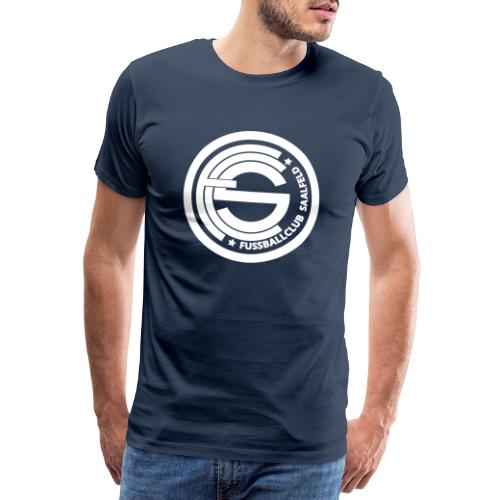 logofcsaalfeldplott - Männer Premium T-Shirt