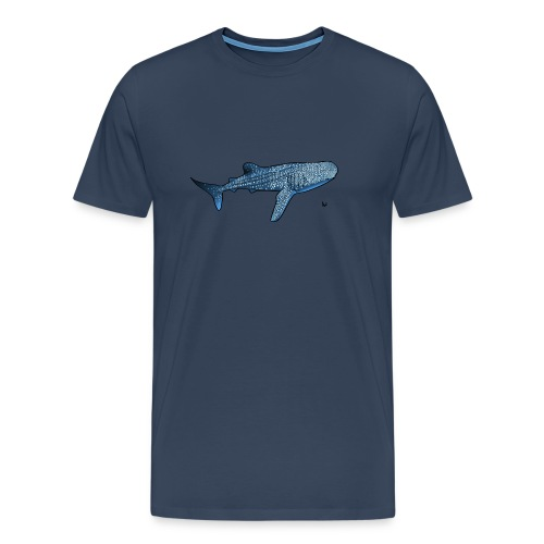 Whale shark - T-shirt Premium Homme