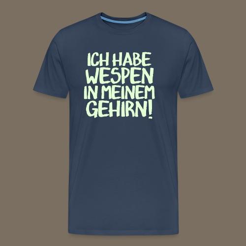 Ich habe Vespen... F2 - Männer Premium T-Shirt