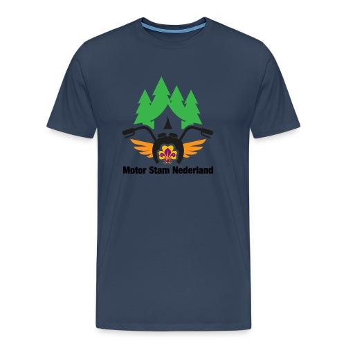 logo motorstam - Mannen Premium T-shirt