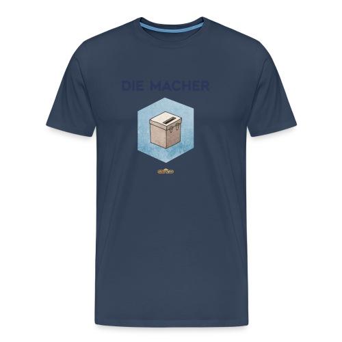Macher - Wahlurne - Männer Premium T-Shirt
