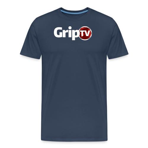 GripTV Logo - Men's Premium T-Shirt