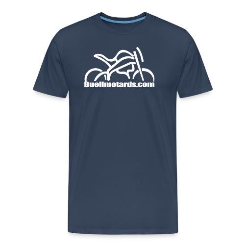 logo buellmotards - Camiseta premium hombre