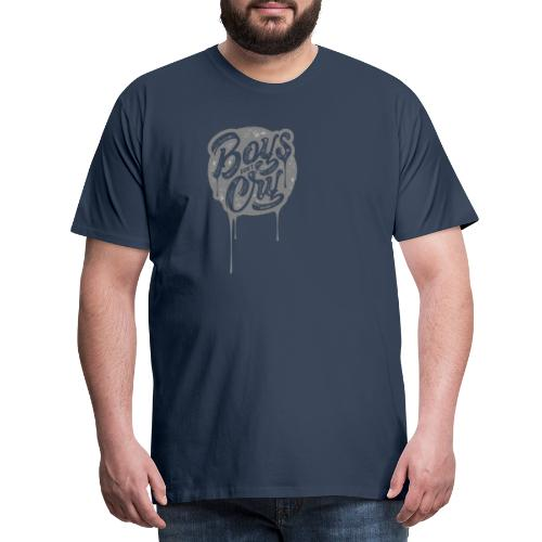 Boys don´t cry tshirt ✅ - Männer Premium T-Shirt