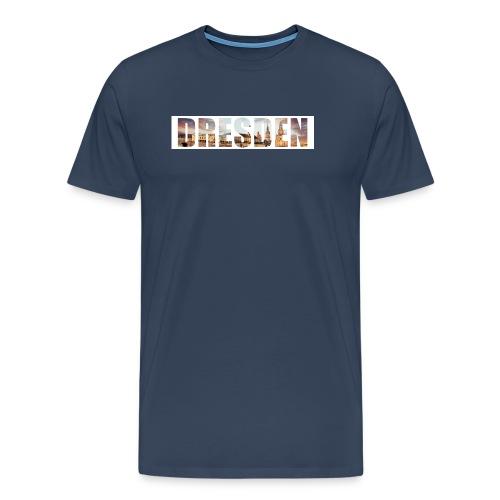 Dresden - Männer Premium T-Shirt