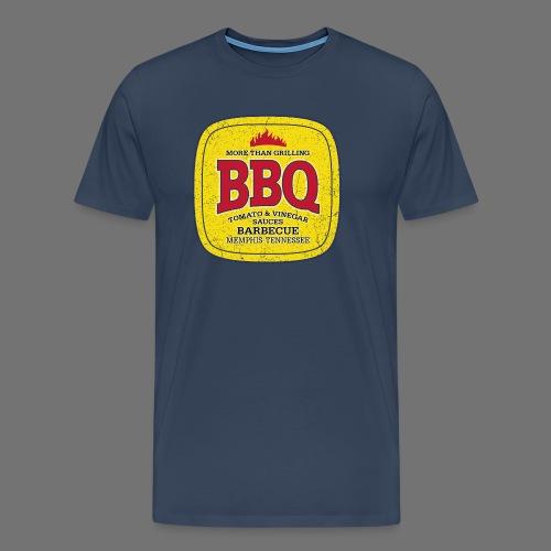 BBQ Grilli (oldstyle) - Miesten premium t-paita