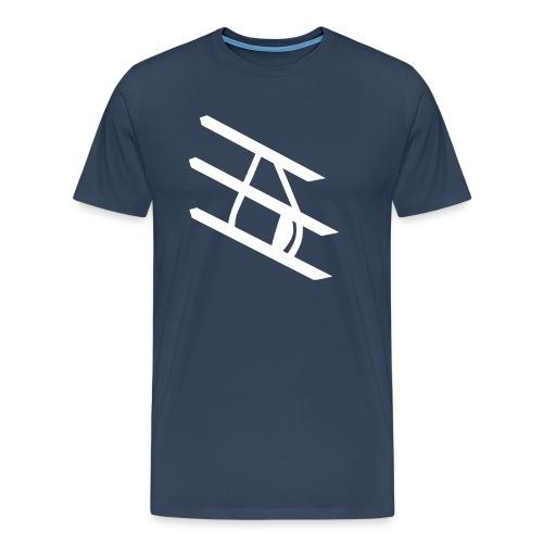 Tropfen Hoodie - Männer Premium T-Shirt