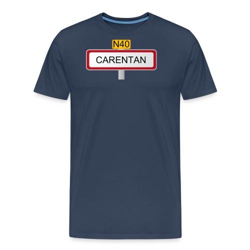 40anscarentan copie - T-shirt Premium Homme