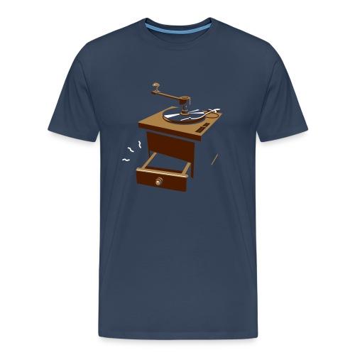Grain de Vinyl - T-shirt Premium Homme